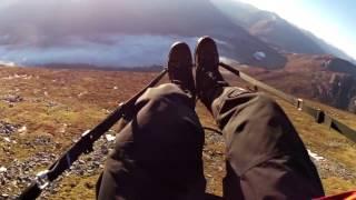 Spectacular Hike & Fly Paragliding Highlands of Scotland