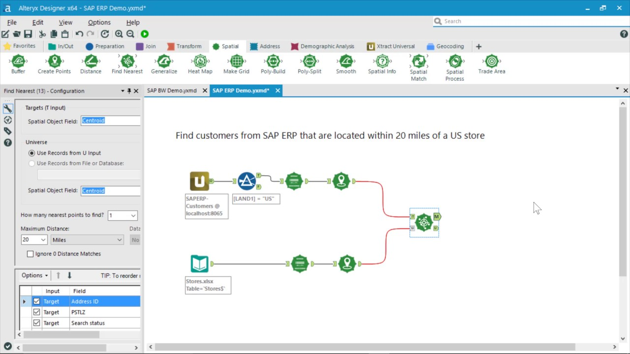 How to connect your Alteryx workflows to SAP data - Alteryx Community