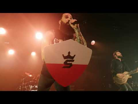 Skillet - Legendary (live) Warszawa 13.11.2019
