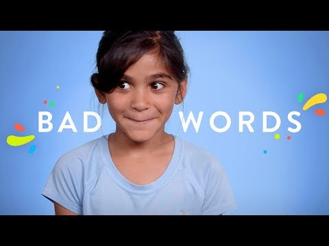 100 Kids Say Bad Words | 100 Kids | HiHo Kids