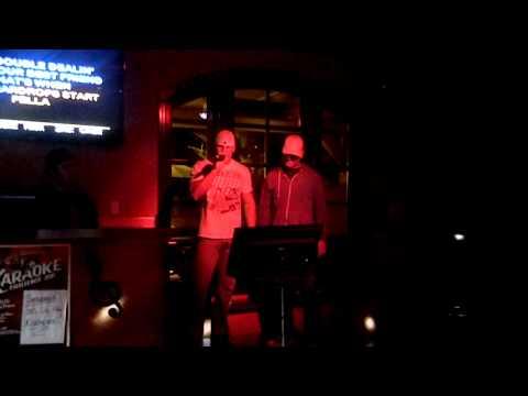 Kellys 19th Hole- Tony and Ryan Karaoke