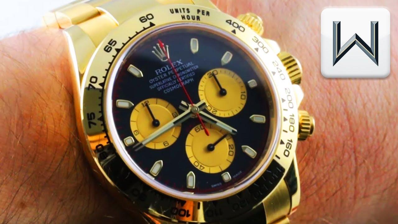 Rolex Daytona Neo Paul Newman Rolex Cosmograph Daytona 116508