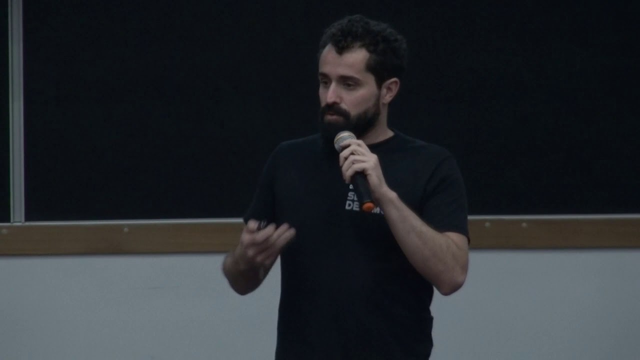 Image from Caipyra 2018: Tecnologia cívica: o que importa são as perguntas! - Eduardo Cuducos