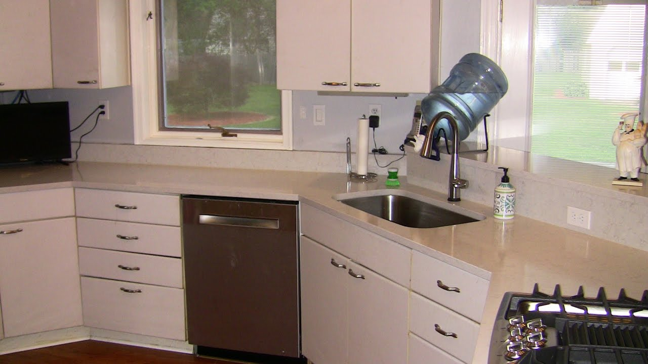 Silestone Quartz Countertop Installation By The Home Depot