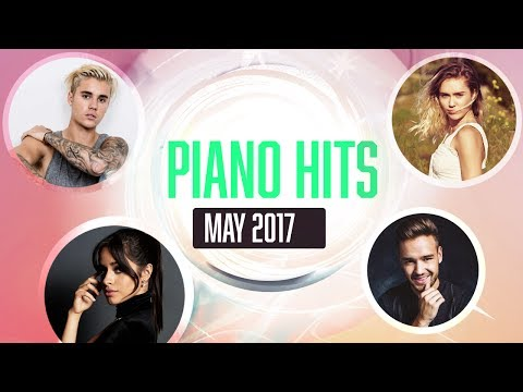 Piano Hits: May 2017 (Pandapiano) 1 HR of pop piano music great for study