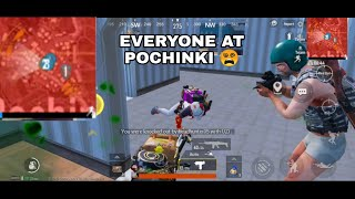 Clearing Pochinki 2.0 | Whole Server at Pochinki | PUBG MOBILE | TRIPPING POINT