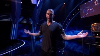 Britain's Got Talent Season 8 Semi-Final Round 1 Darcy Oake