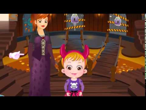 игры малышка хейзел принцесса