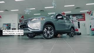 Mitsubishi Eclipse Cross 2018 - Apprenez-en plus avec le Groupe Beaucage Mitsubishi
