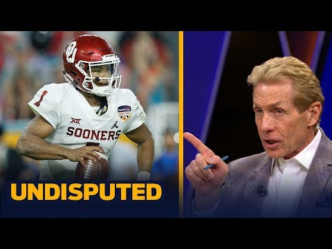 Skip Bayless: 'Every team that passes on Kyler Murray will live to regret it'   NFL   UNDISPUTED