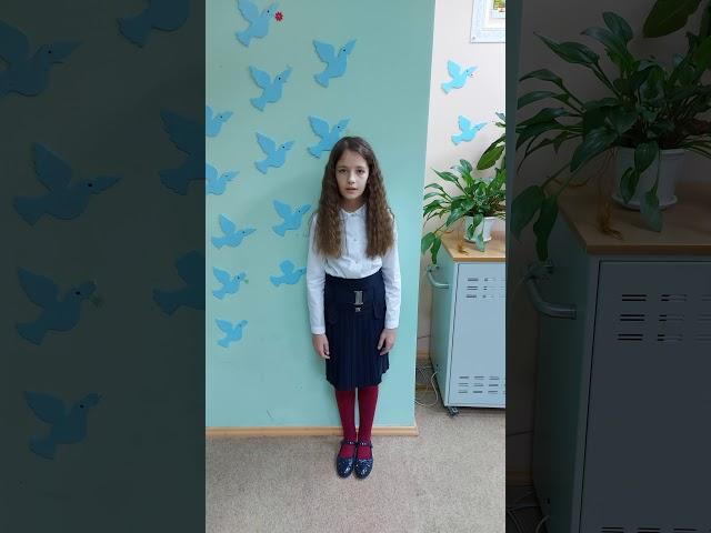 Изображение предпросмотра прочтения – МарияДемченко читает произведение «Лисица» С.А.Есенина