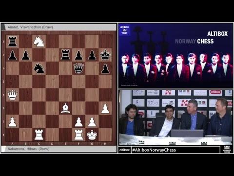 Altibox Norway Chess 2018 Round 2