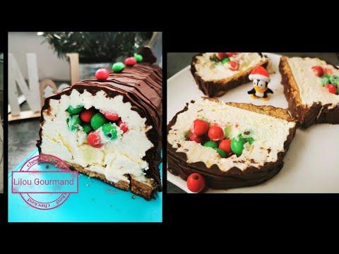 buche-de-noël-façon-cheesecake-avec-mascapone.