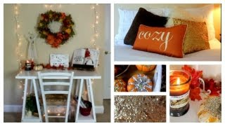 Fall Room Decor, Ideas and Inspiration Thumbnail
