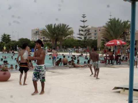 Piscine municipale de tiznit dj sarhane youtube for Piscine municipale