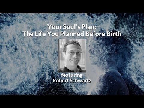 Your Soul's Plan: The Life You Planned Before Birth with Robert Schwartz