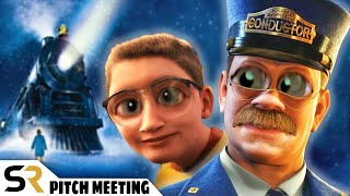 The Polar Express Pitch Meeting