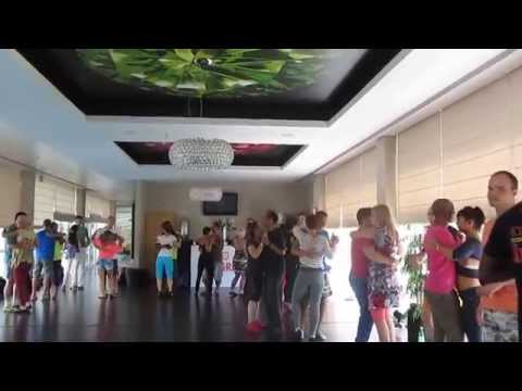 LIKE FESTIVAL 2014: Maciej & Ola kizomba workshop