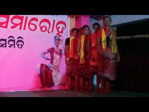 Jhuli Jhuli Asuchi Re Kala Mohona Odia Bhajan