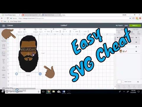 SVG Cheat | SVG Without Inkscape