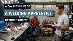 A day in the life of a Welding Apprentice