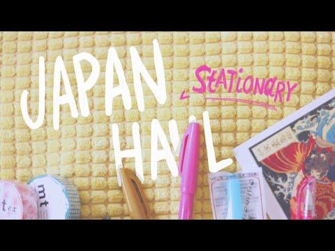 Japan {Stationary} Haul | Irene Falgueras