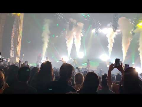 BAD BUNNY: En Vivo KRIPPI KUSH, 2018, En Minneapolis, Man..