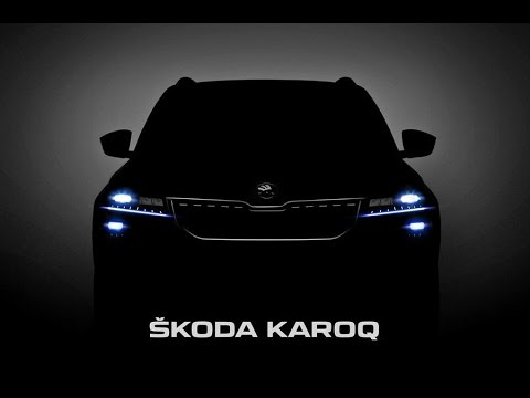 2017 Skoda Karoq Review: PRICE,SPECS,INFO - YouTube