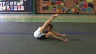 Nick Rothlisberger  Cirque Du Soleil Audition Video