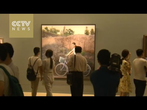 Exhibition calls on China's top contemporary artists