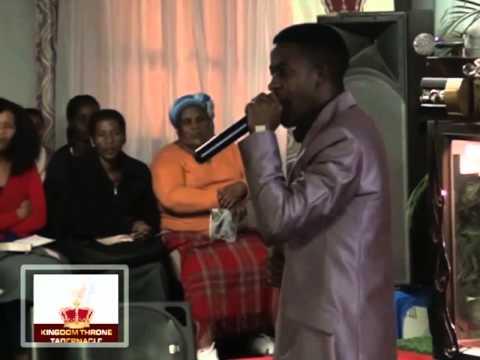 God Listened To The Word Of A Man (Apostle B. Kleinbooi)