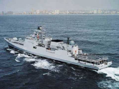 FRIGATES AND CORVETTES OF INDIAN NAVY - THE ONLY BLUE WATER NAVY IN ASIA