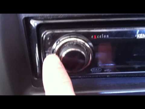 let\u0027s fix my kenwood kdc x693 youtube  kenwood excelon kdc x693 cd receiver at