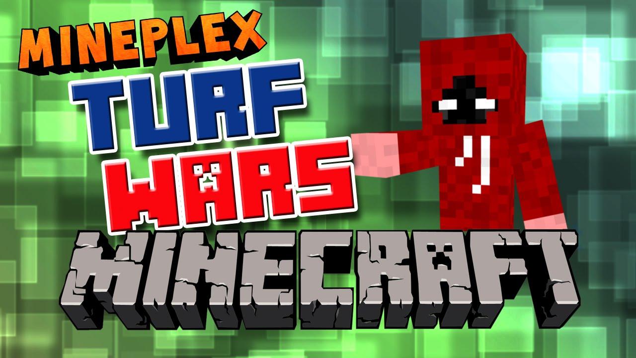 Minecraft dantdm turf wars