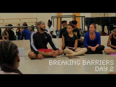 Anthony Burrell Breaking Barriers Clip