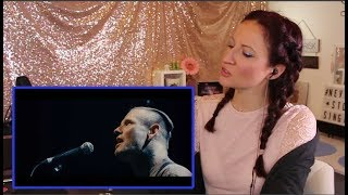 Vocal Coach REACTS to COREY TAYLOR - SNUFF - ACOUSTIC