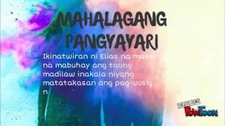 Noli Me Tangere - Kabanata 33 (final)