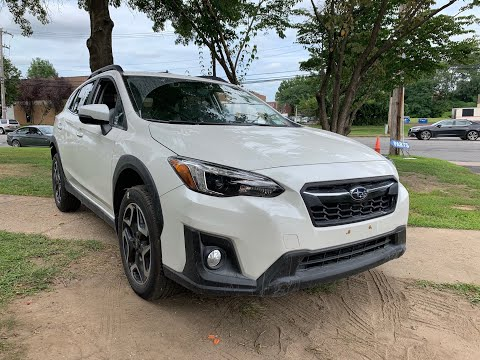 Новый авто за пол цены. Только на страховых аукционах. 2019 Subaru Crosstrek -13400$.