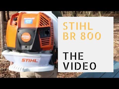 Stihl BR 800