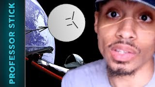 Ridiculous Flat Earth Nonsense on SpaceX