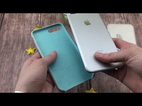 Silicone Case как правильно надевать на iPhone и снимать. Обзор чехла силикон кейс на айфон.