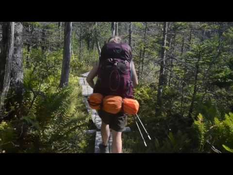 Video: Hiking The Appalachian Trail In 3.5 Minutes