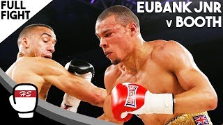 Chris Eubank Jnr v Tyan Booth | Fight Stopped In Final Round | Full Fight | HD | 2013