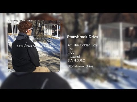 Stonybrook Drive - Official Music Video - AC The Golden Boy