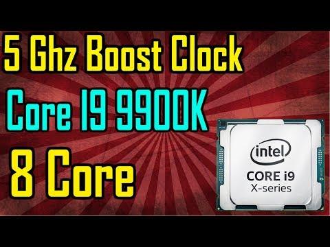 Intel 9th Generation Core I9 9900k, I7 9700k, I5 9600k Leaked [Hindi]