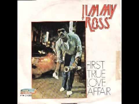 Jimmy Ross   First True Love Affair Original Version