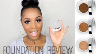 First Impression: Lancome Miracle Cushion Foundation Review