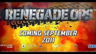 Renegade Ops: Team Up Trailer