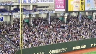 2015年8月22日 北海道日本ハムファイターズvsオリックス・バファローズ ...