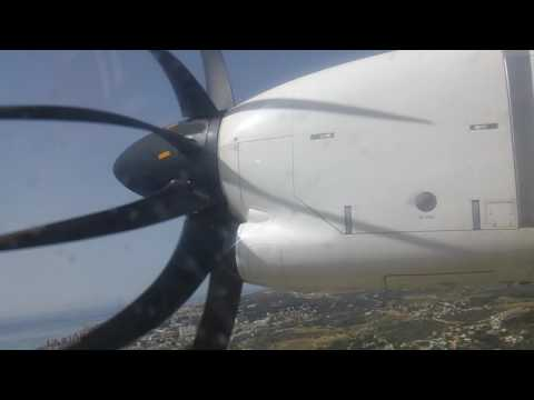 TAP Portugal Express ATR 72-600 Takeoff From Malaga (AGP)